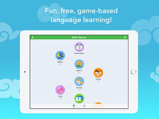 HelloChinese - Learn Chinese Mandarin with Fun screenshot