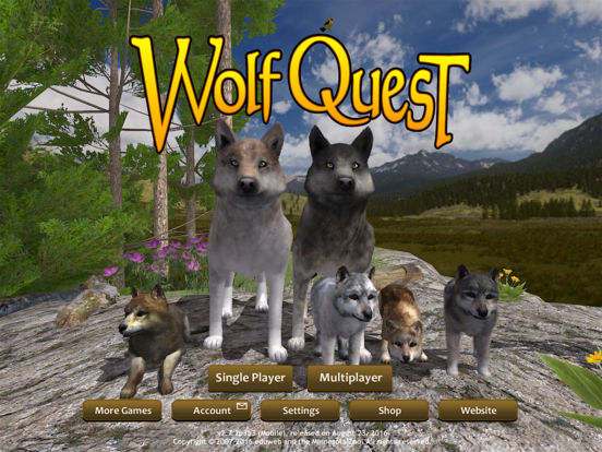 App Shopper: WolfQuest (Games) - photo#32