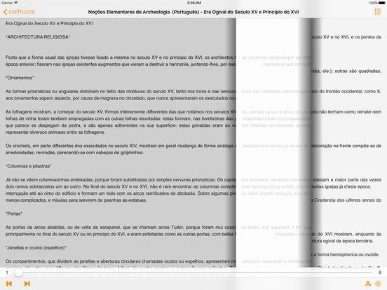 Noções Elementares de Archeologia – (Português) iPad Screenshot 1
