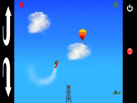 Airplane Duel iPad Screenshot 5