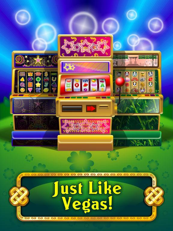St. Patricks Day Slot - Free to Play Demo Version