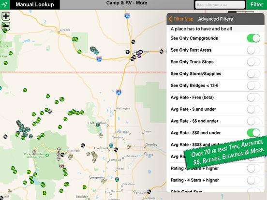 Camp & RV iPad Screenshot 3