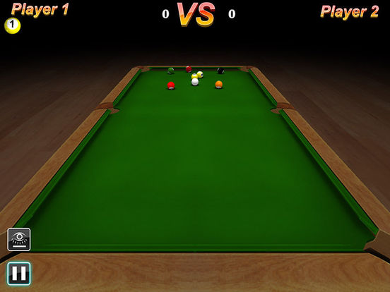 Ace Pool 3D HD iPad Screenshot 2