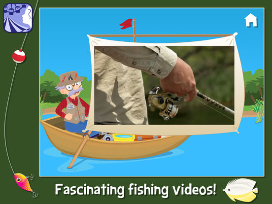 Fishing With Grandpa Screenshots