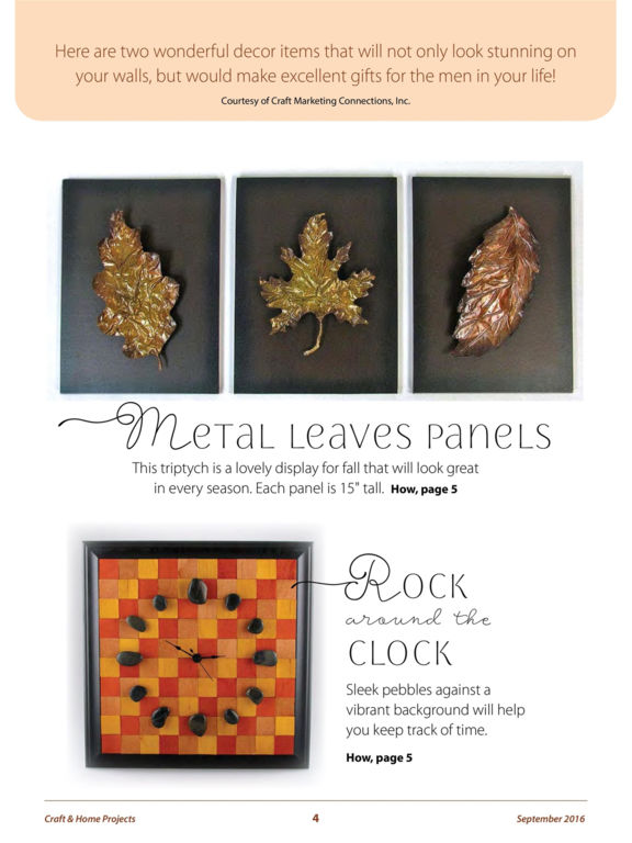 Craft & Home Projects Magazine - appPicker