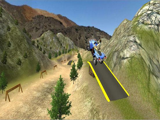 Extreme Quad Bike Stunts 3d Pro screenshot 7