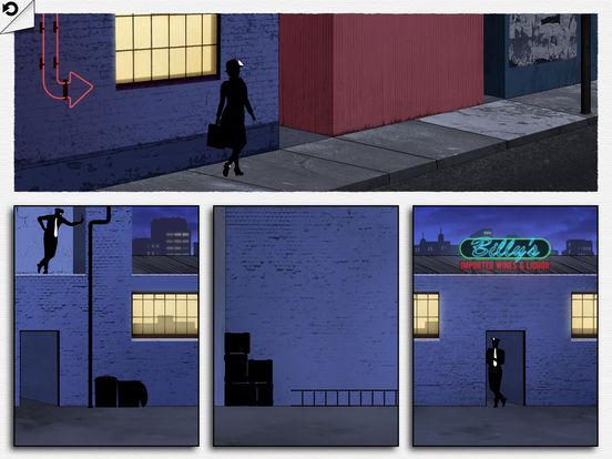 FRAMED《致命框架》-一款获得诸多嘉奖的叙事类解谜游戏 - 截图 5