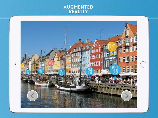 Copenhagen: Travel Guide iPad Screenshot 2