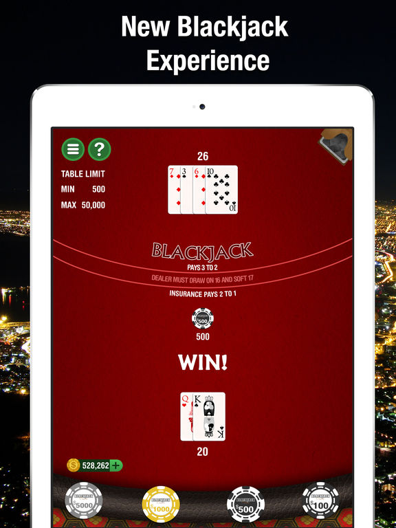 Blackjack Casino 2 - Double Down for 21 screenshot