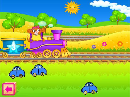 123 Kids Fun Games - Lite iPad Screenshot 3