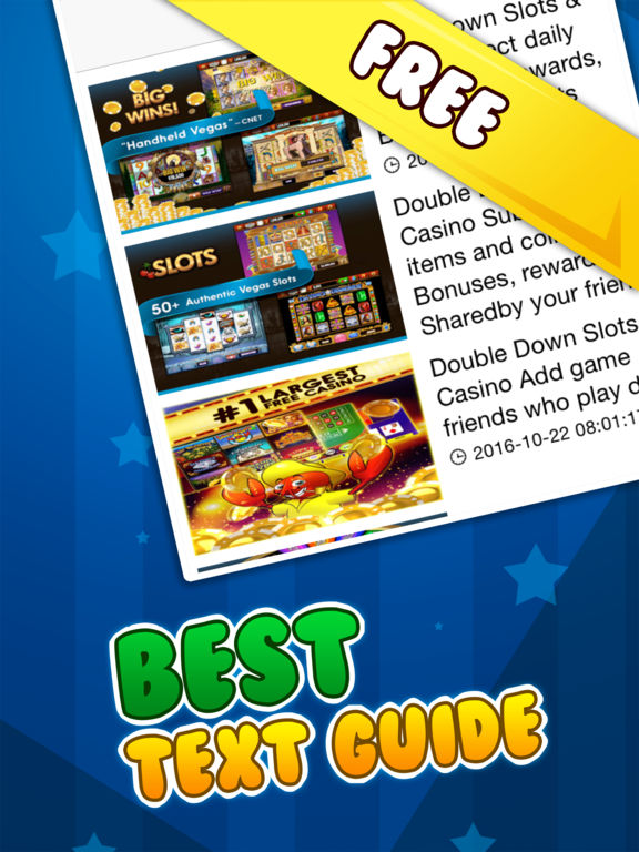 Double down casino iphone cheats