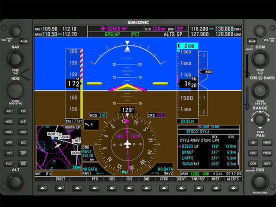 simionic simulator for garmin g1000 pfd apprecs rh apprecs com