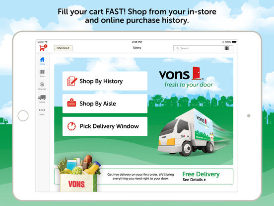 marloslash.ml Coupons & Free Shipping Codes. When you shop using the Vons free shipping codes and discount coupons listed on this page, you know you're getting a great deal. In fact, when you order groceries with Vons free shipping, the e-retailer gives you a simple one-hour delivery window, so you don't have to wait around for your purchase.