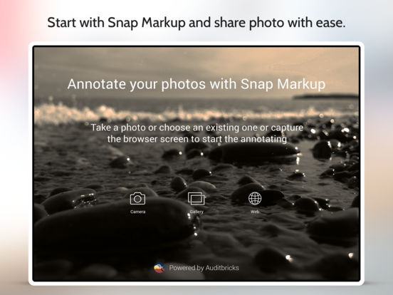 Snap Markup - Photo, imag, picture annotation tool Screenshots
