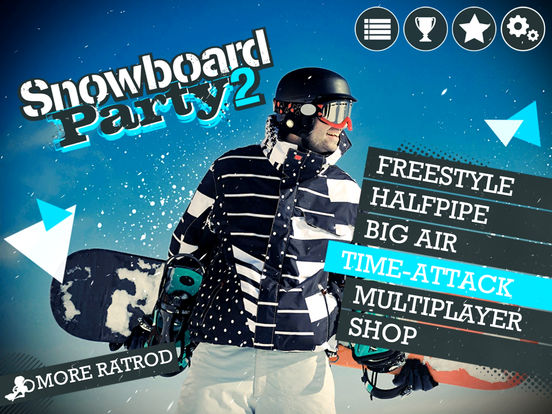 Snowboard Party 2 Screenshots
