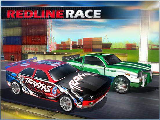Скачать Redline Race - Top 3D Car Stunt Racing Games