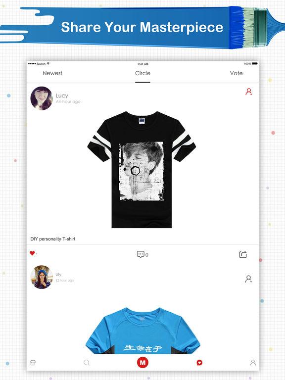 App Shopper Super T Shirt Designer Professional Clothes