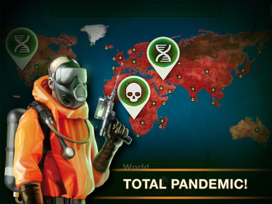 Virus Plague - Pandemic Madness Deluxe Screenshots