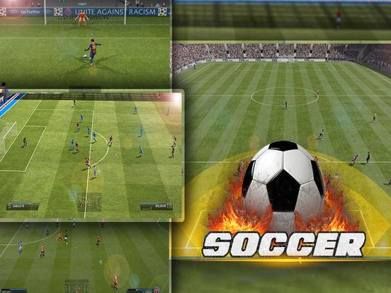Футбол чемпионов Звезды Скриншоты8