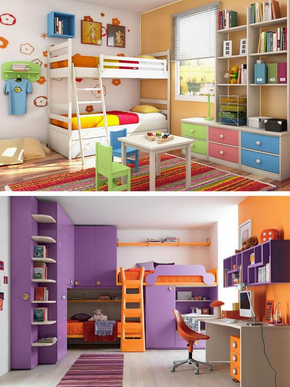 Kids Room Design Ideas Colorful Interio R Design App Store