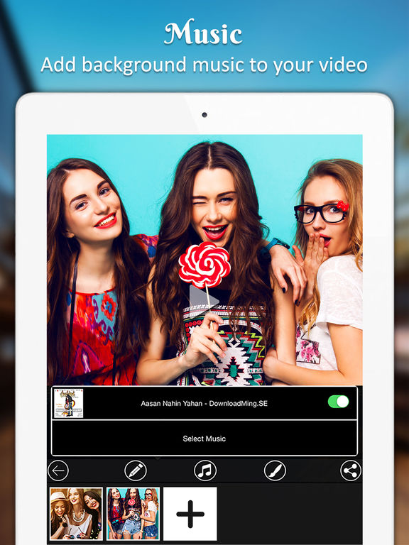 Video Merger Pro Combine Multiple Videos to Video Screenshots
