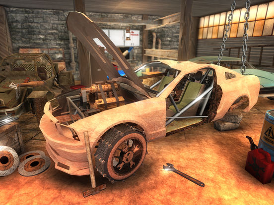 Fix My Car: Mad Road Mechanic – Max Mayhem!screeshot 2