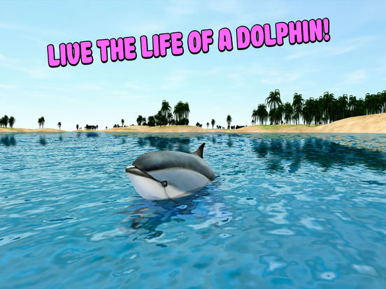 Sea Simulator: Dolphin 3D Full Screenshots