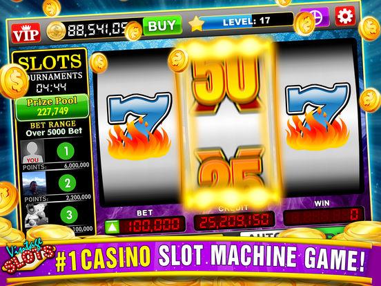 Vintage Slots Las Vegas - Old Slot Machine Games!screeshot 2