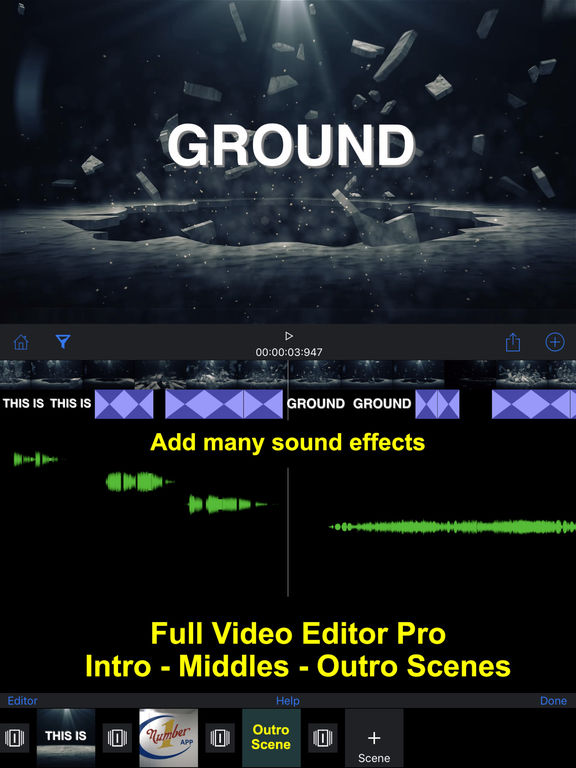 imovie intros templates - intromovies intro maker designer for imovie hd apprecs