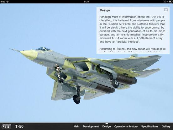 Next Super Fighter: J-20 VS. F-22 VS. F-35 VS. T-50 iPad Screenshot 3