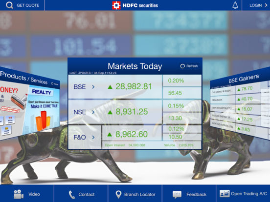 Hdfc online forex trading