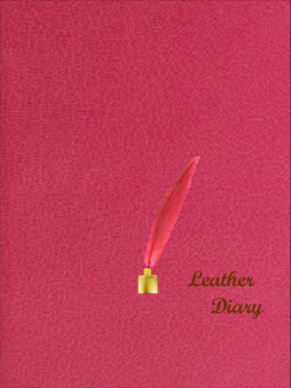 Leather Diary Screenshots