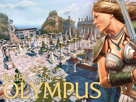 Olympus Rising screenshot 8