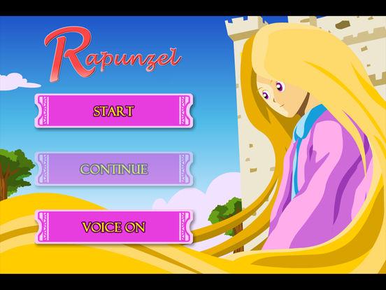 Rapunzel - Tangled (Kids Story Book) iPad Screenshot 5