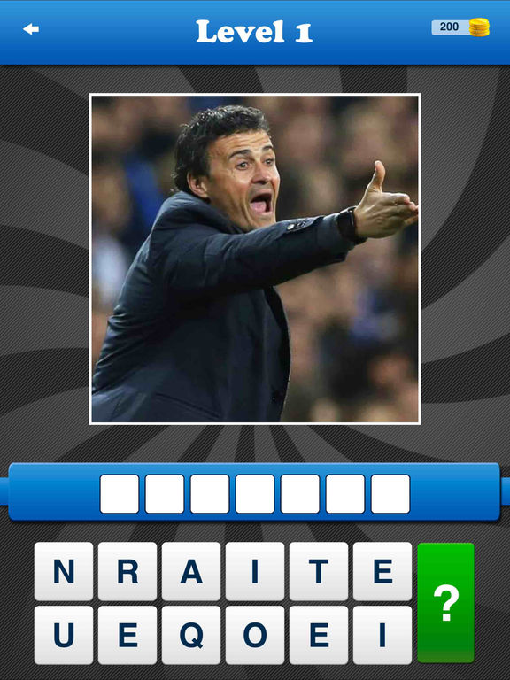 Whos the Manager? Football Quiz Soccer Sport Gamescreeshot 3