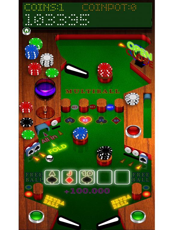 Pinball Poker Screenshots