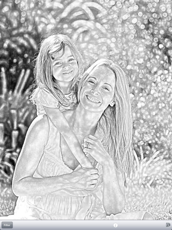 Sketch Shine Pro - pencil drawing for your photos Screenshots