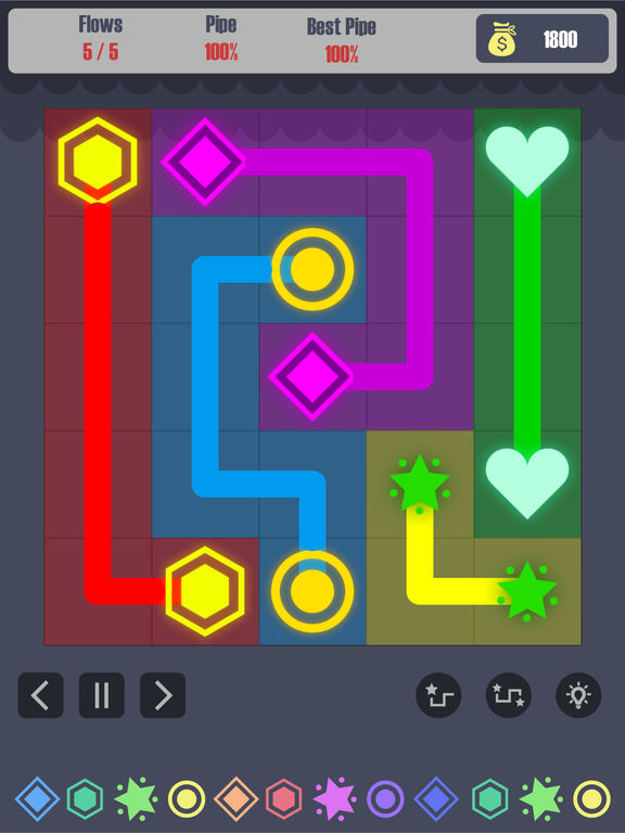 Link Mania - Solve Puzzle, Challenge Your Friends! Screenshots