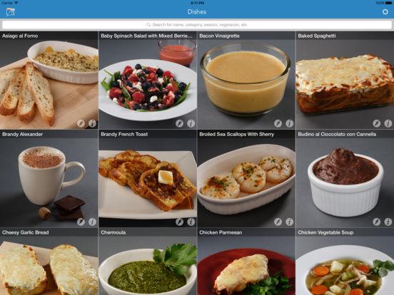 VizChef iPad Screenshot 1