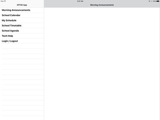 MTHS iPad Screenshot 2