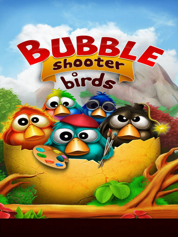 Bubble Bird Shooter Screenshots