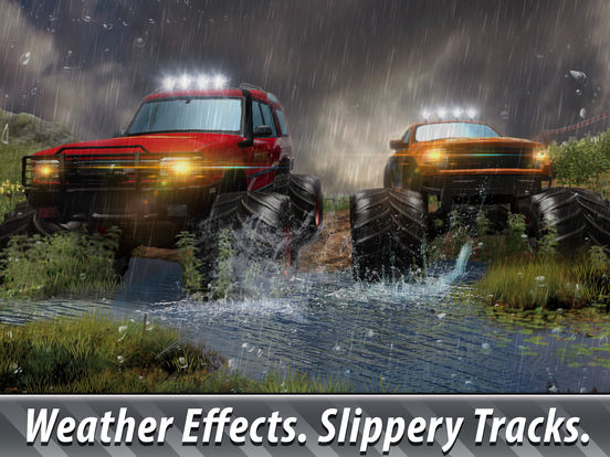 Скачать игру Monster Truck Offroad Rally 3D 2 Full