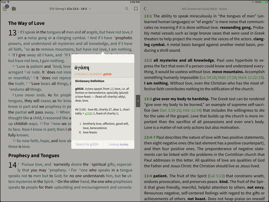 NKJV Bible for BibleReader iPad Screenshot 2