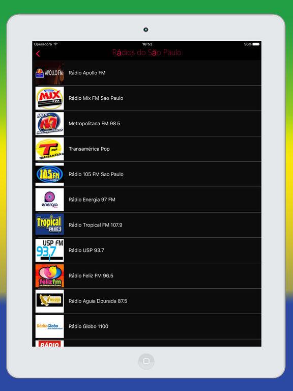 Brazil  Brasil Radio Stations  Radio Live  TV Broadcast