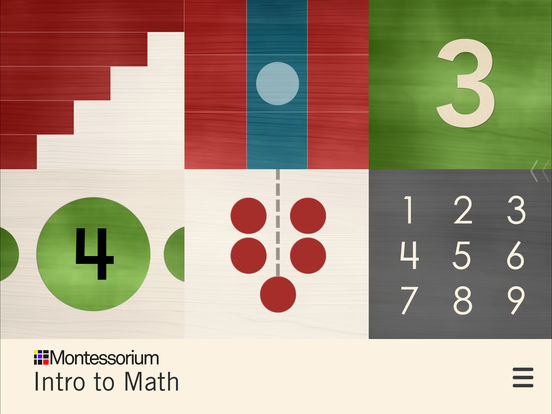 Intro to Math, by Montessorium screenshot