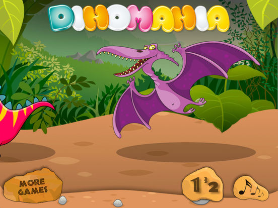 Dinomania - Connect Dots for toddlers Screenshots