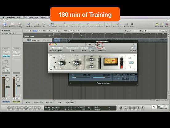 Logic's Electronica Workflow Tricks iPad Screenshot 5