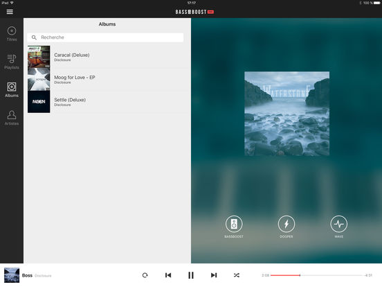 Bass Booster Pro - Volume Power Amp & Music Player Screenshots