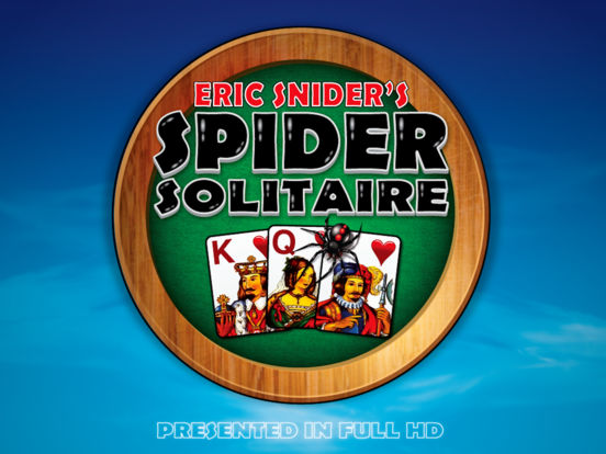 Spider Solitaire HD iPad Screenshot 4