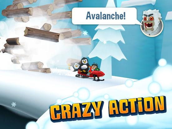 Ski Safari 2 Screenshots